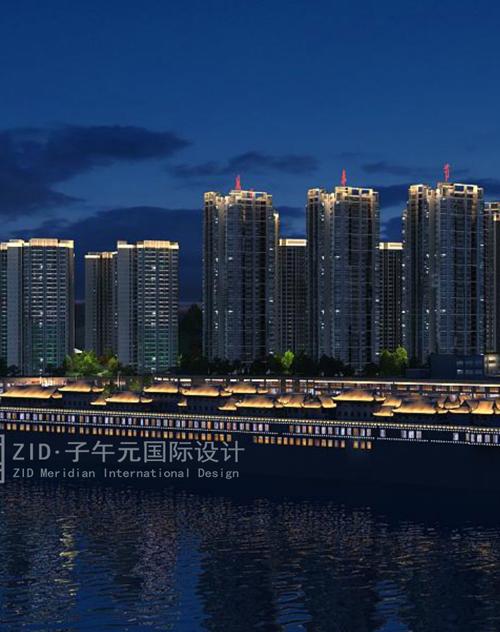 奉节县城市照明