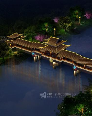 壮乡风雨桥