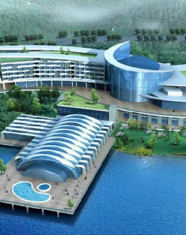 三岔湖洲际酒店