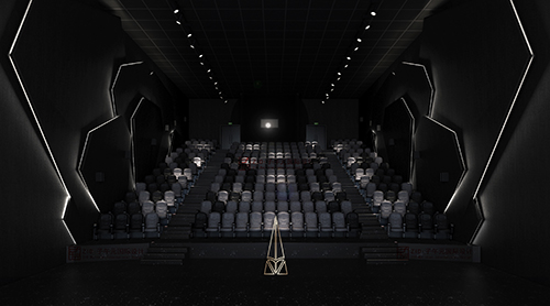 4F电影院