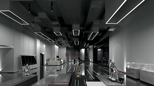 未來城大廳2
