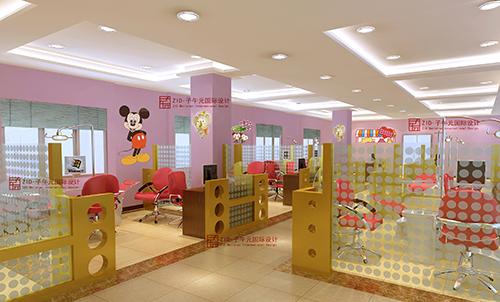 五层儿童诊室
