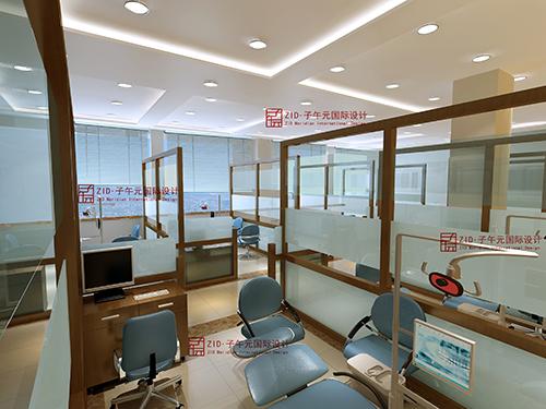 牙周科诊室隔间