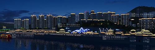 奉节县城市照明规划