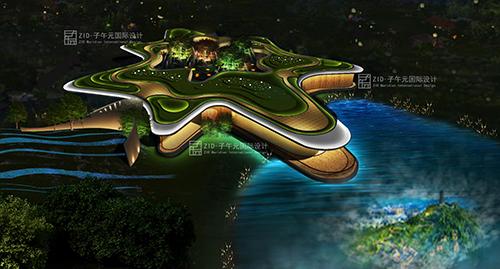 习水县东风湖湿地公园