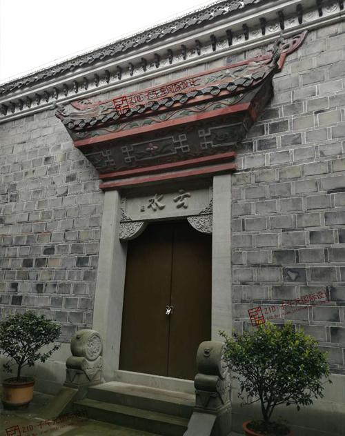 双桂堂装修